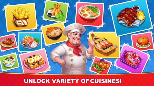 Cooking Hot Crazy Chefs Kitchen Cooking Games5