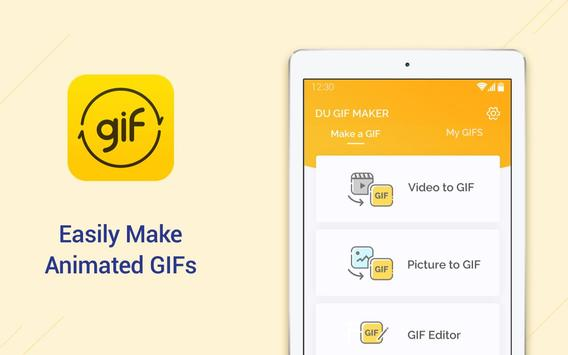 DU GIF Maker GIF Maker Video to GIF GIF Editor6