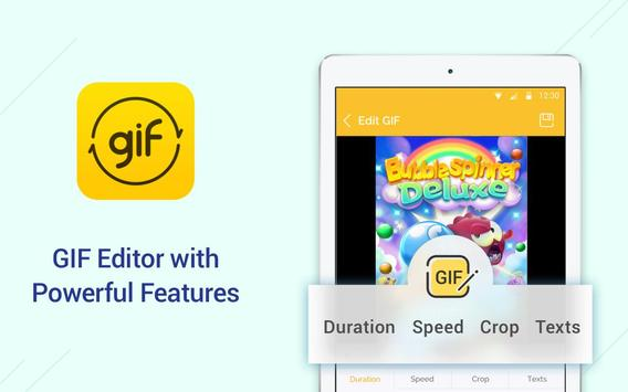 DU GIF Maker GIF Maker Video to GIF GIF Editor7