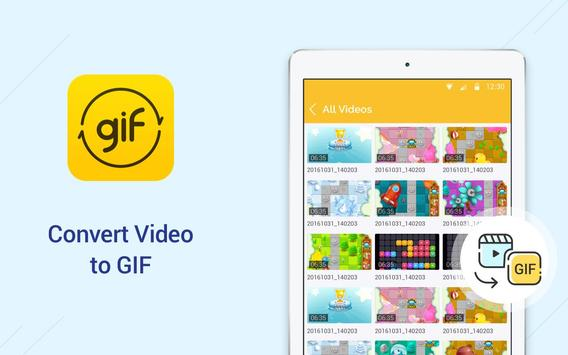 DU GIF Maker GIF Maker Video to GIF GIF Editor8