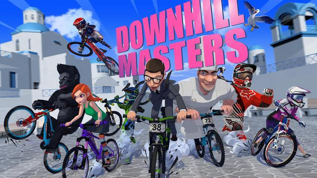 Downhill Masters8