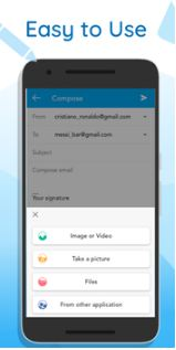 Email Fastest Mail for Gmail HotMail more3