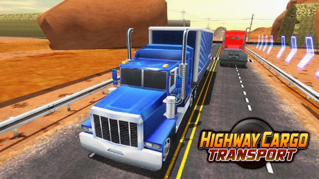 Highway Cargo Truck Transport Simulator1
