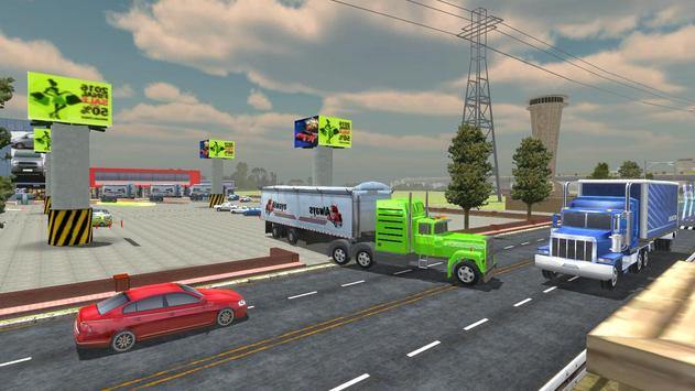 Highway Cargo Truck Transport Simulator2