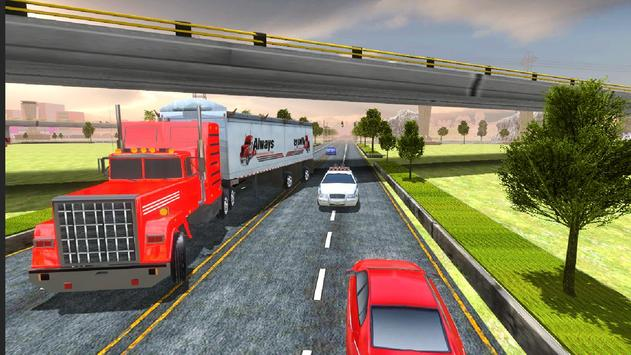 Highway Cargo Truck Transport Simulator3