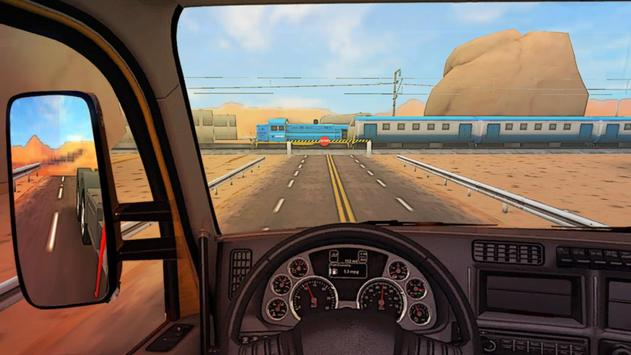 Highway Cargo Truck Transport Simulator4