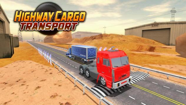 Highway Cargo Truck Transport Simulator5