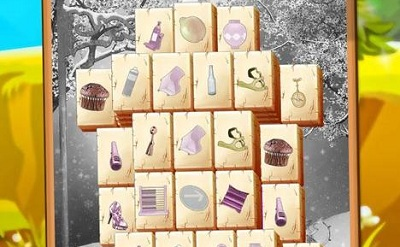 Mahjong HD Spring Journey Solitaire