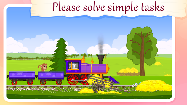 Train for Animals BabyMagica free5