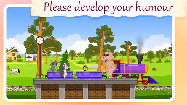 Train for Animals BabyMagica free6