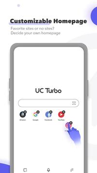 UC Browser Turbo Fast Download Private No Ads3