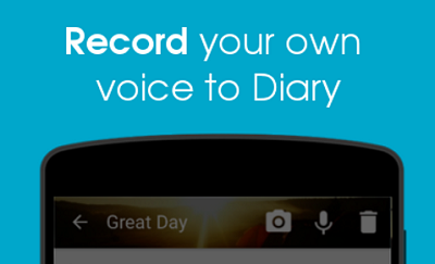 Voice Diary with Photos amp Videos