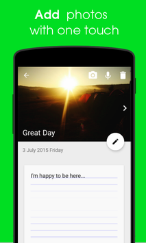 Voice Diary with Photos amp Videos3