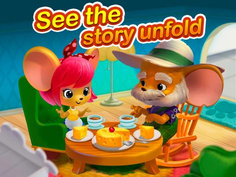 World of Mice Match and Decorate4