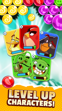 Angry Birds POP 2 Bubble Shooter2