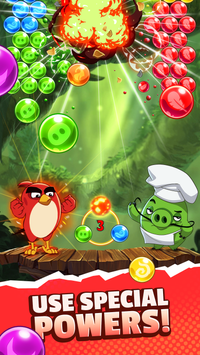Angry Birds POP 2 Bubble Shooter3