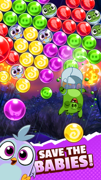 Angry Birds POP 2 Bubble Shooter5