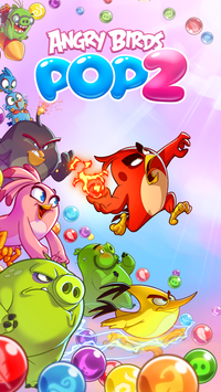 Angry Birds POP 2 Bubble Shooter6