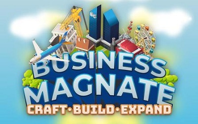 Business Magnate Craft Build Expand in Idle Tap