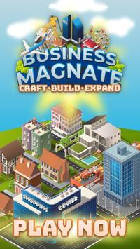 Business Magnate Craft Build Expand in Idle Tap4