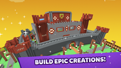 Crafty Lands Craft Build and Explore Worlds