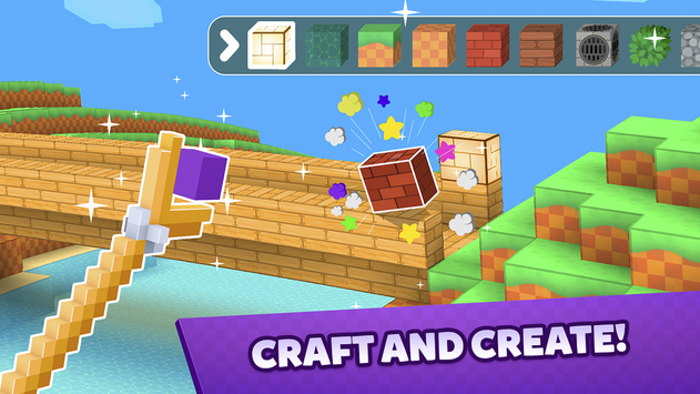 Crafty Lands Craft Build and Explore Worlds1