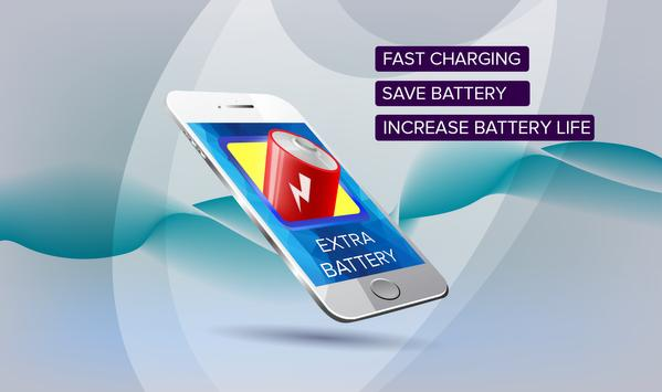Extra Battery Battery Saver Fast Charger2