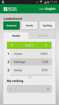 Learn English with Johnny Grammars Word Challenge6