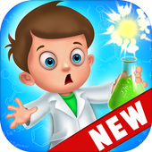 Science Experiments in School Lab Learn with Fun