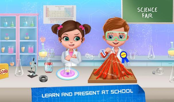 Science Experiments in School Lab Learn with Fun4