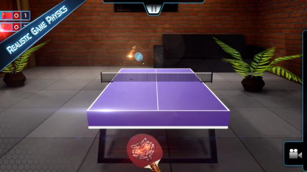 Table Tennis 3D Live Ping Pong1