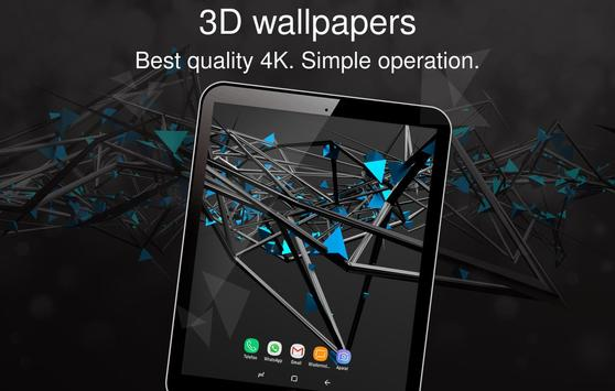 3D wallpapers 4k6