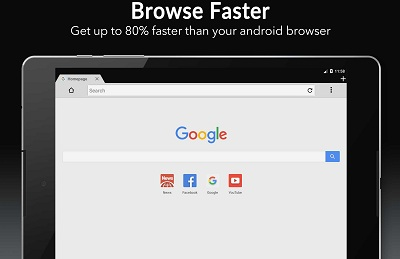4G Internet Browser Fast