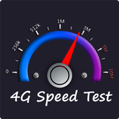 4G Speed Test amp Meter