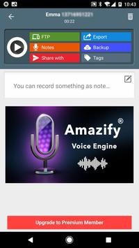 Call Recorder ACR Record voice clearly Backup3