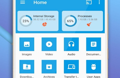 EX File Explorer File Manager for Android