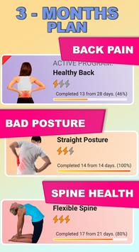Healthy Spine Straight Posture Back exercises2