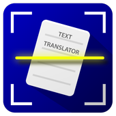 Image scanner and text translator