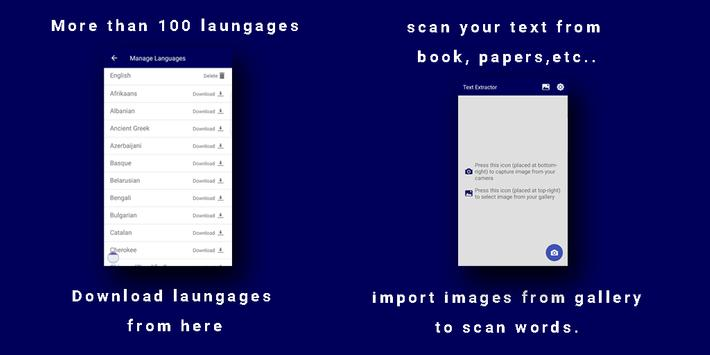 Image scanner and text translator2