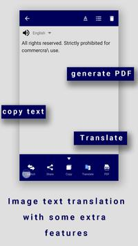 Image scanner and text translator4