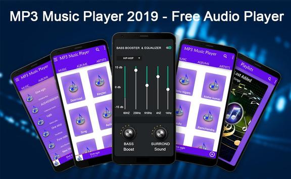 MP3 Music Player 2019 Audio Player1