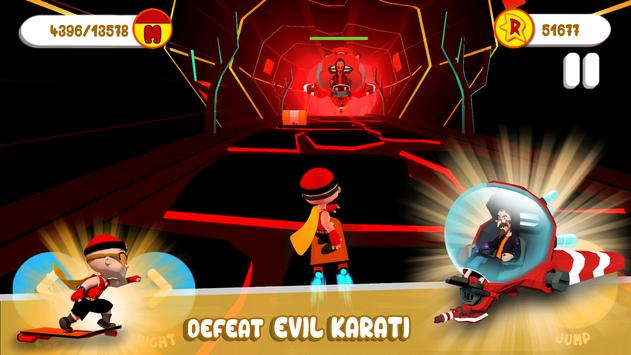 Mighty Raju 3D Hero Endless Running Chase1