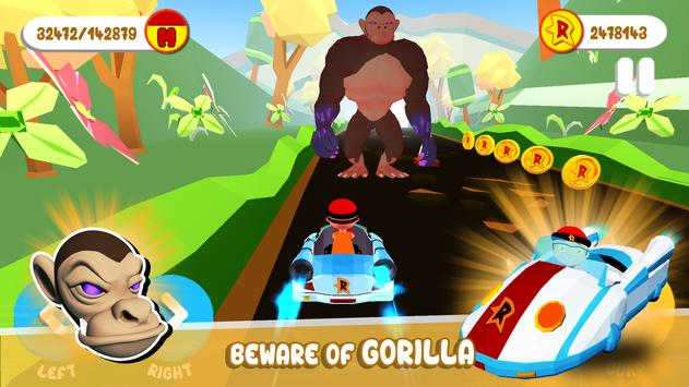 Mighty Raju 3D Hero Endless Running Chase2