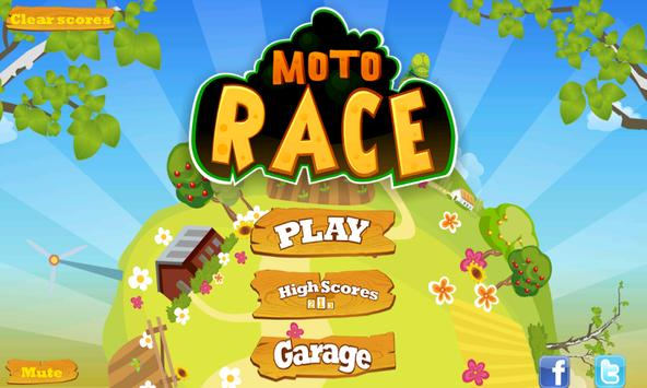 Moto Race physical dirt motorcycle racing game1