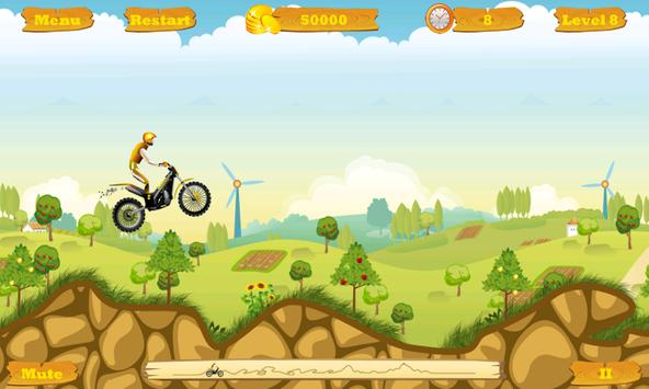 Moto Race physical dirt motorcycle racing game2