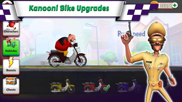 Motu Patlu Bike Race3
