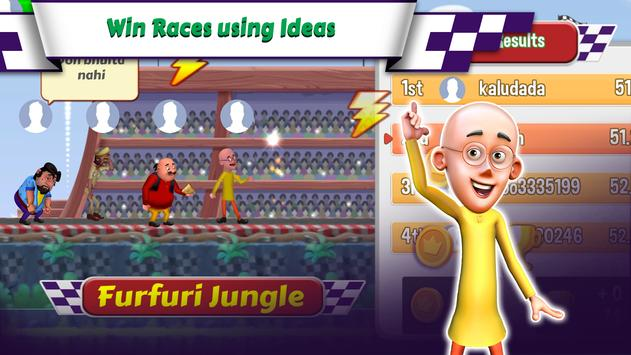 Motu Patlu Bike Race4
