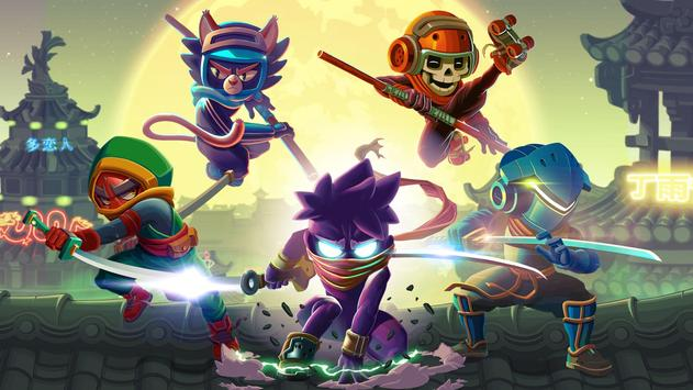 Ninja Dash Run New Games 2019 1