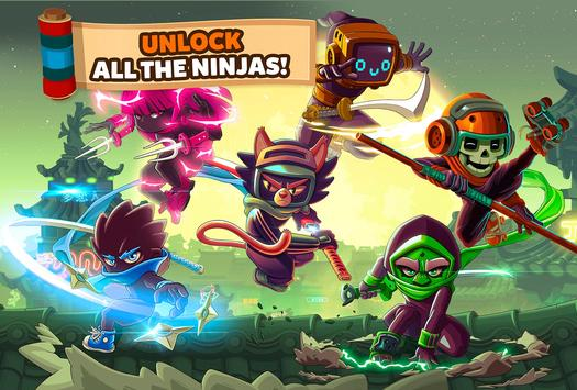 Ninja Dash Run New Games 2019 3