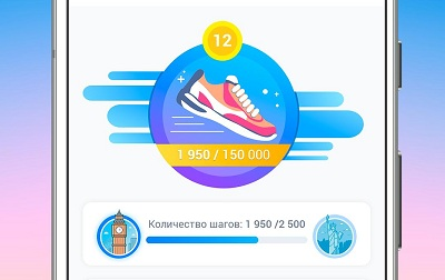 Pedometer Pacer Step Counter Calorie Counter